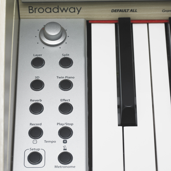 Broadway B1 Maple Control Panel